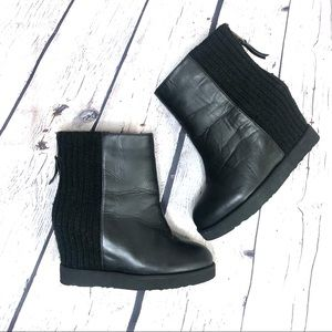 Australia Luxe Collective Sweater Wedge Boots